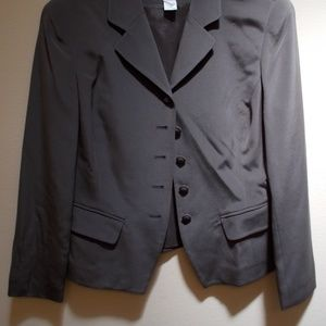 Silk Gray Womens Jacket